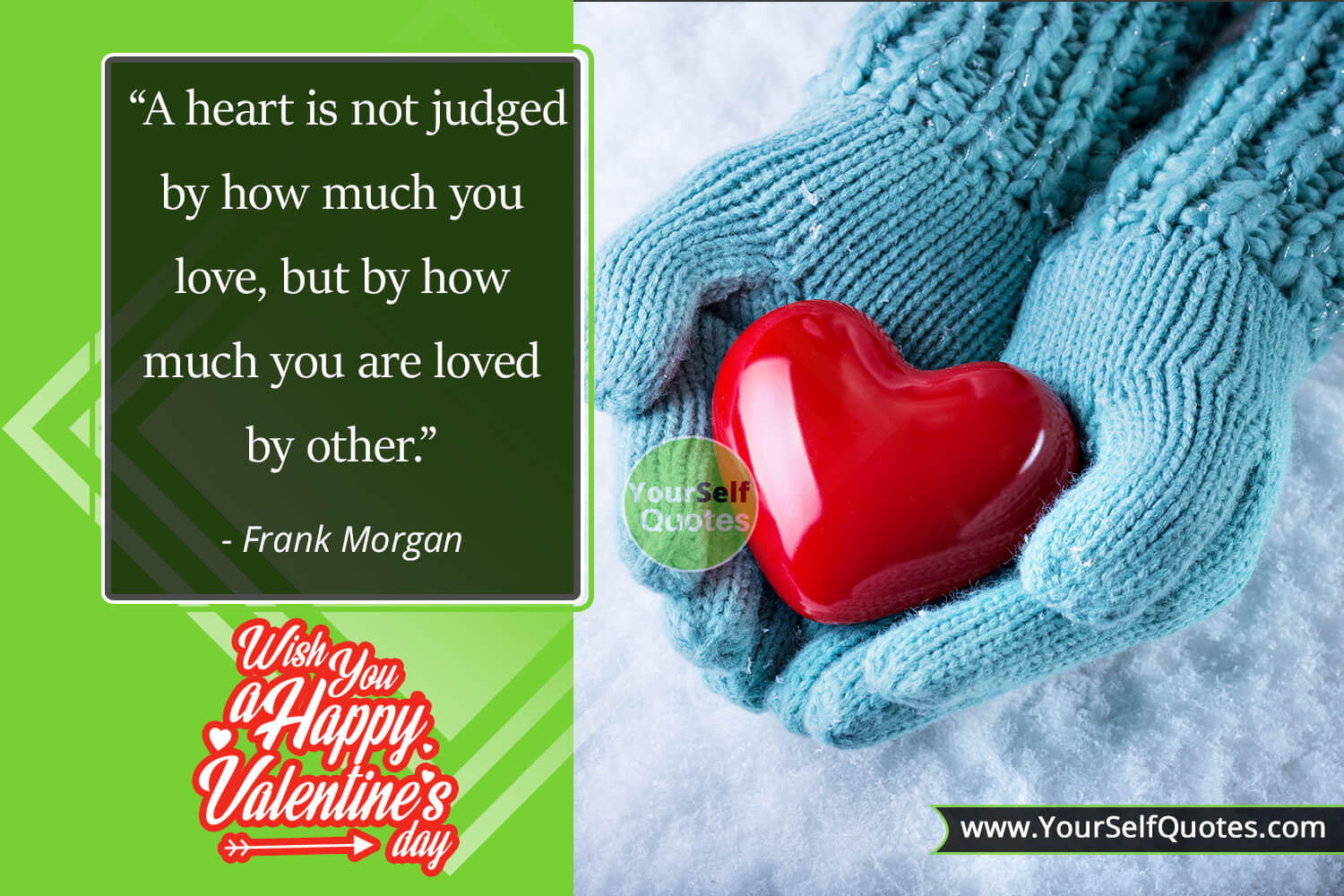 Valentine Day Quotes by Frank Morgan