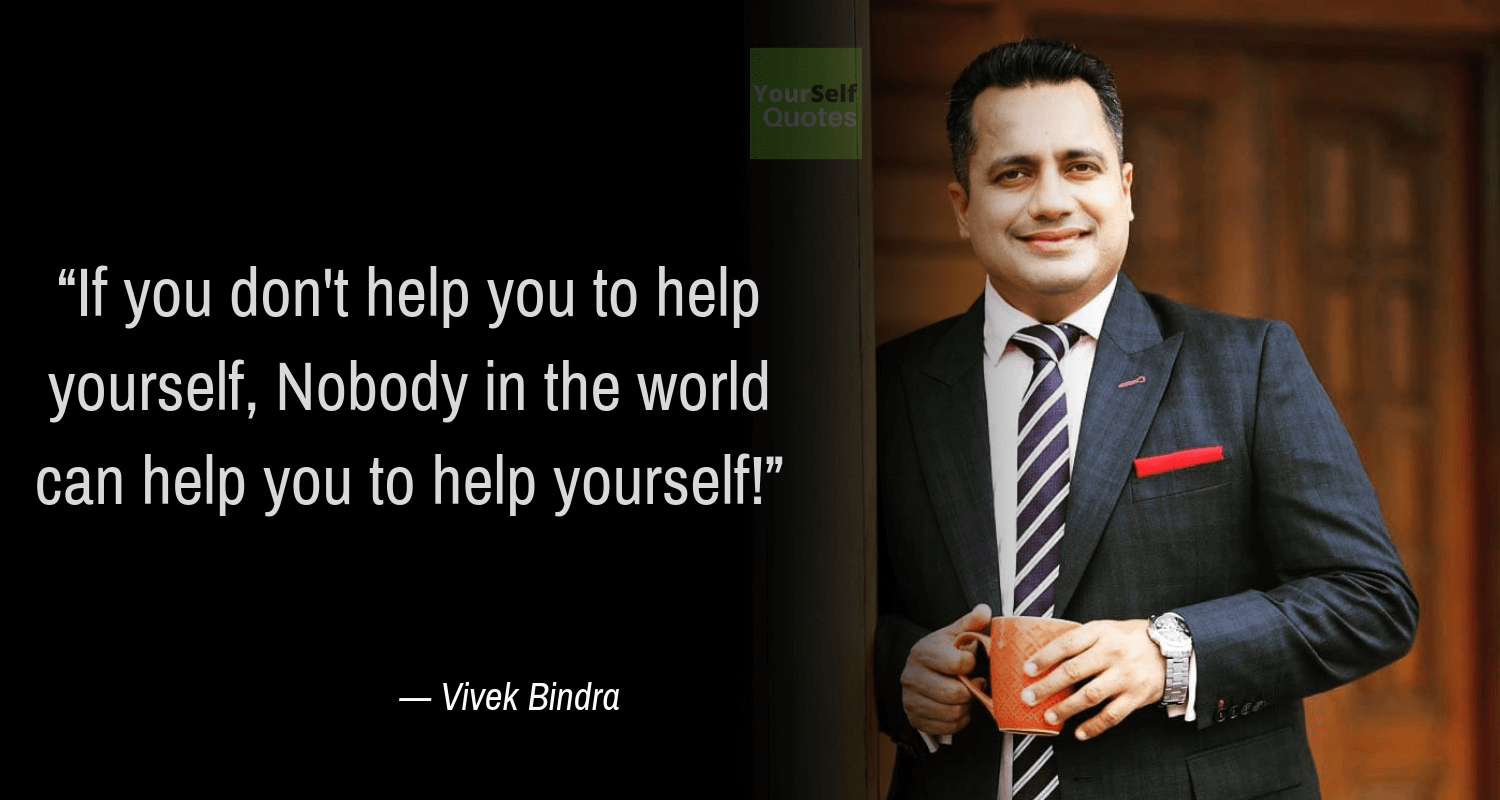 Vivek Bindra Quotes Words