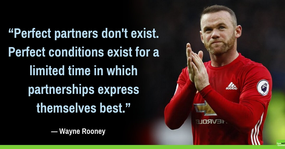 Wayne Rooney Quotations
