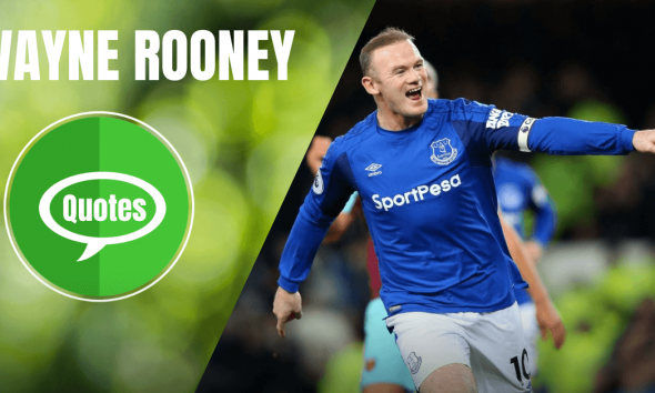 Wayne Rooney Quotes Images