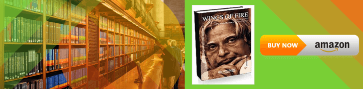 Wings of Fire An Autobiography Books of APJ Abdul Kalam