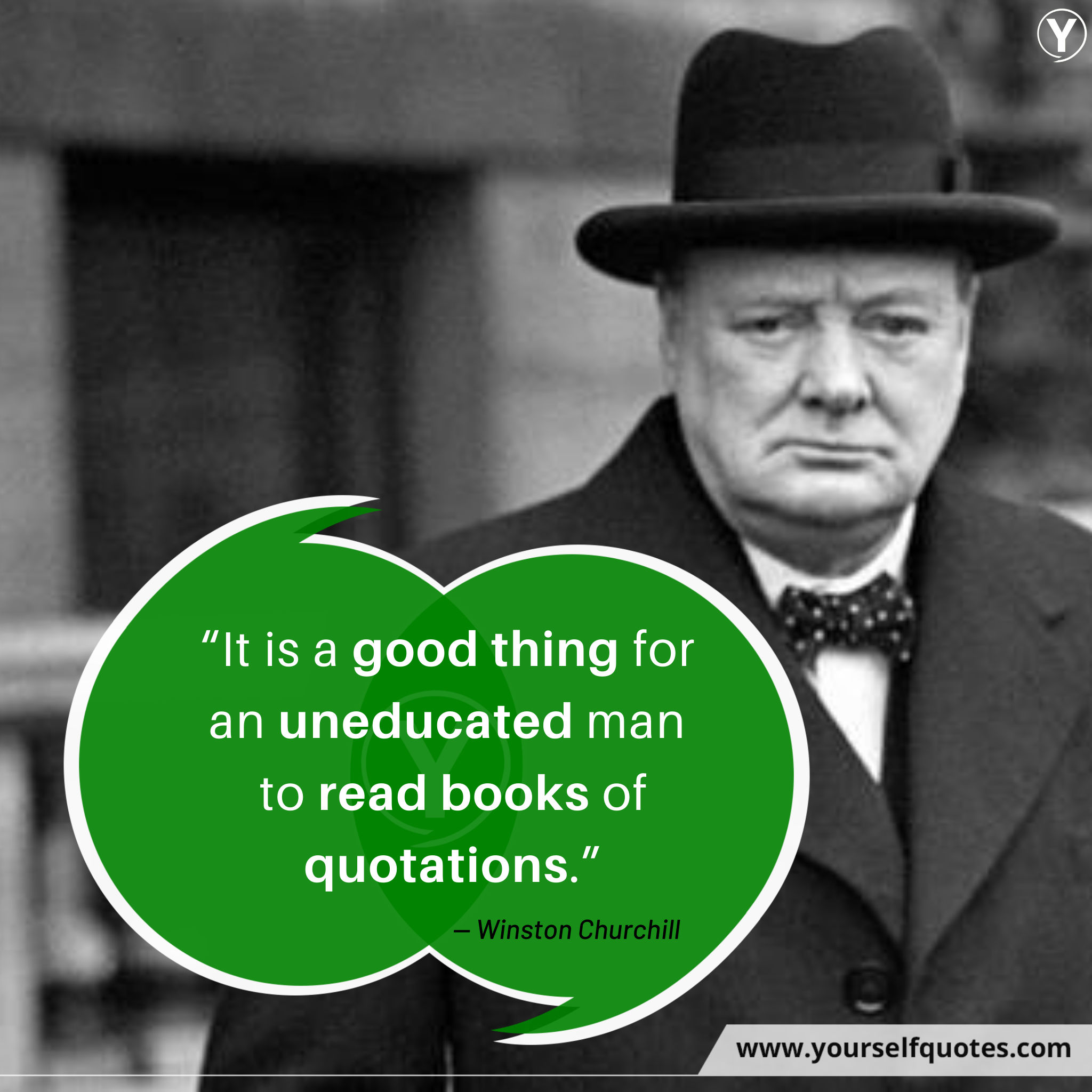 Winston Churchill Quotations