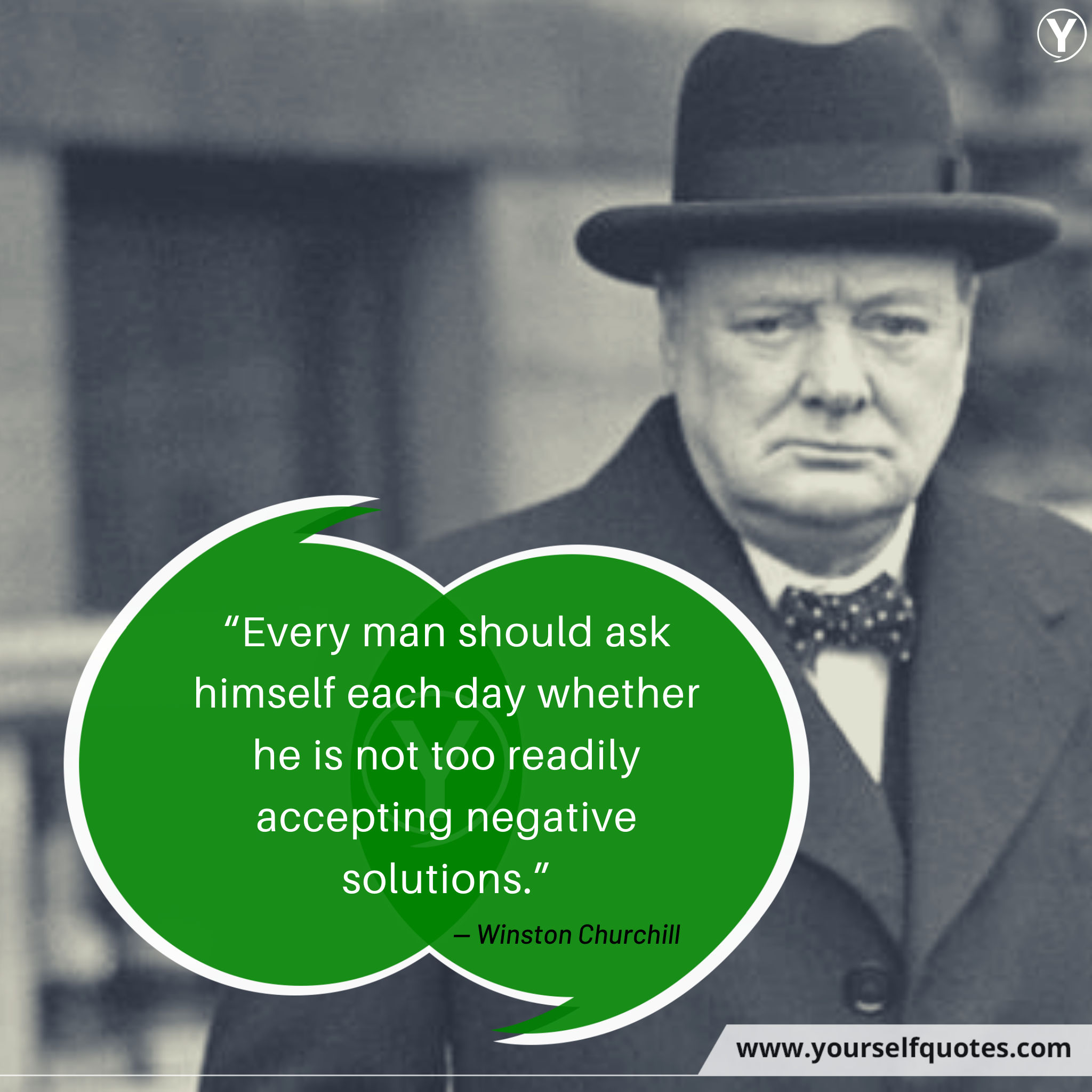 Winston S. Churchill Quotes