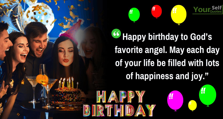 Wishing Happy Birthday Quotes
