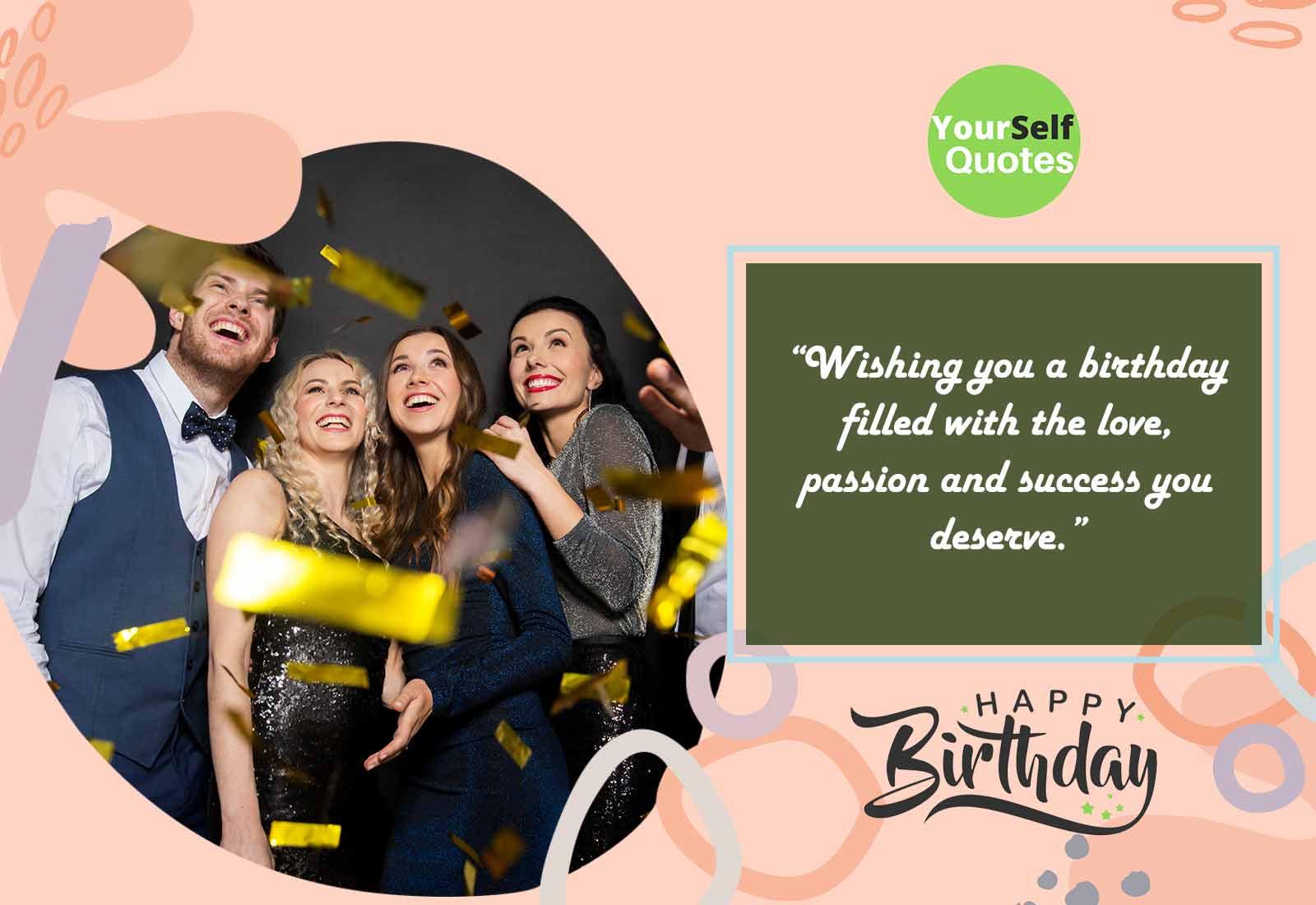 Wishing You Birthday Wishes