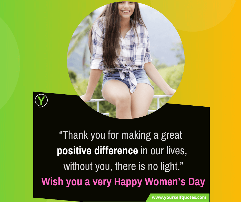 Women's Day Wishes Quotations