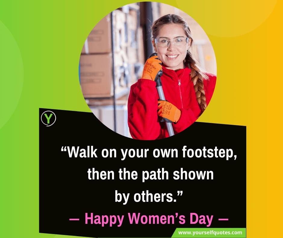 Keinginan Hari Wanita Dengan Gambar Poster