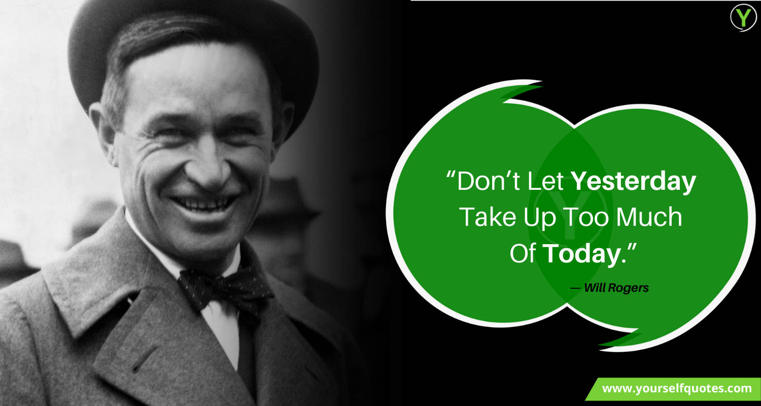 Words of Wisdom Quotes by Will Rogers