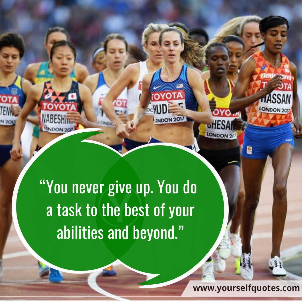 World Athletics Day Quotes Images