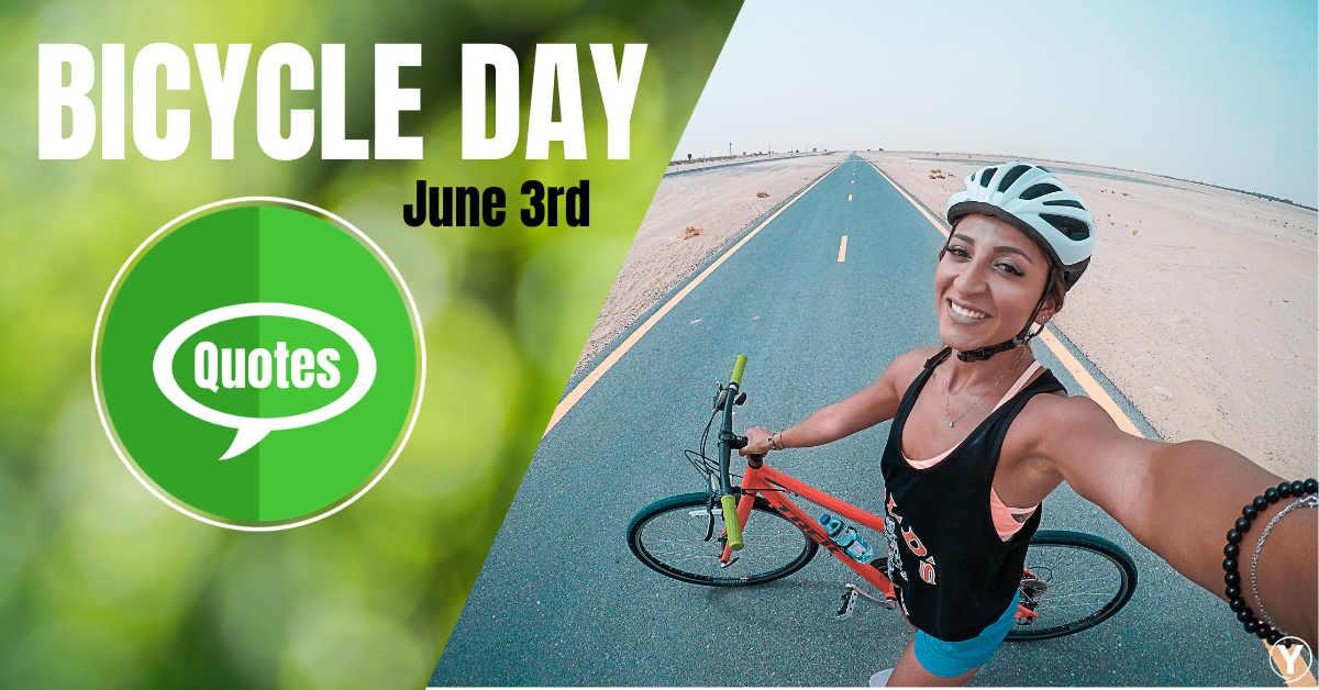 Kutipan Hari Sepeda Sedunia