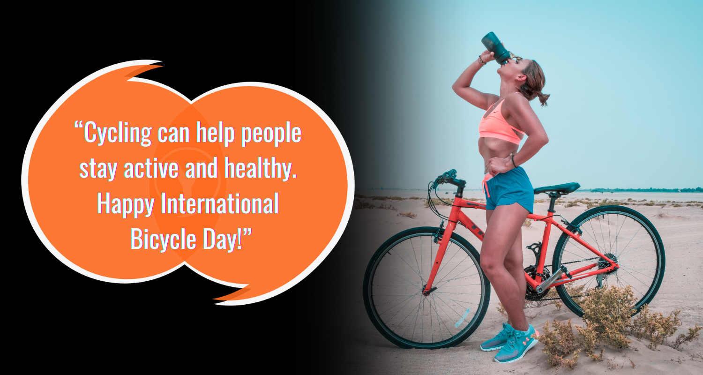 Keinginan Hari Sepeda Internasional
