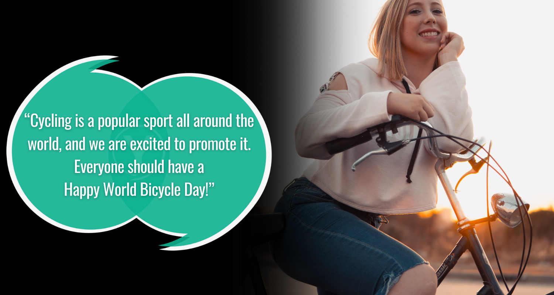 Kutipan Hari Sepeda Terbaik