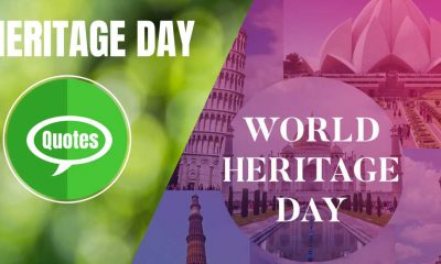 World Heritage Day Quotes Wishes