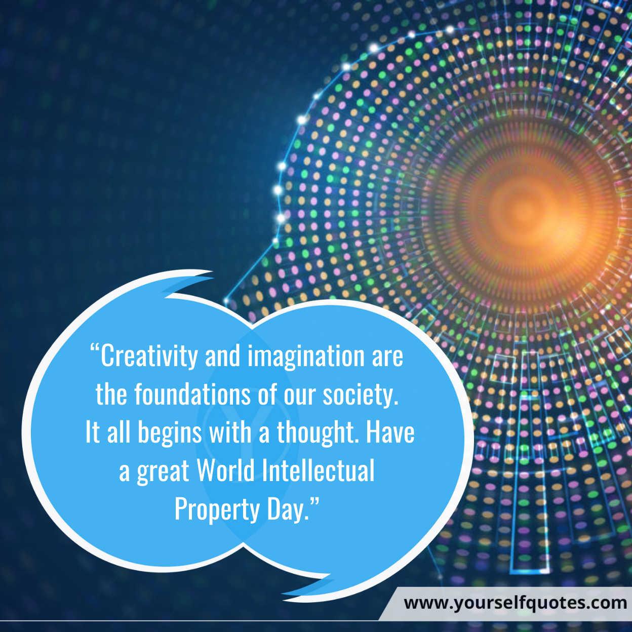 World Intellectual Property Organization Quotes