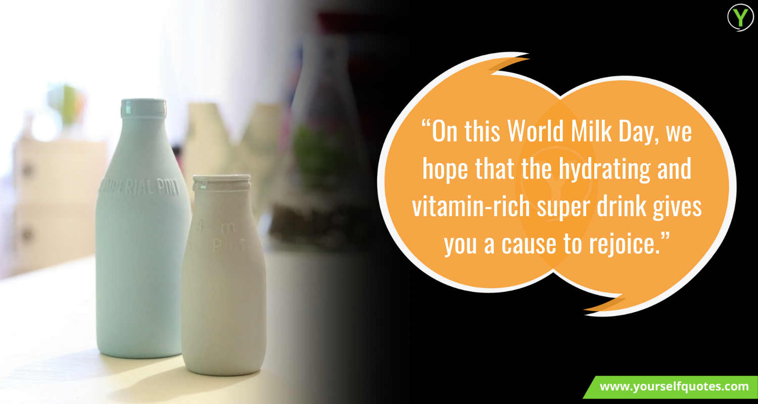 World Milk Day Images Wishes
