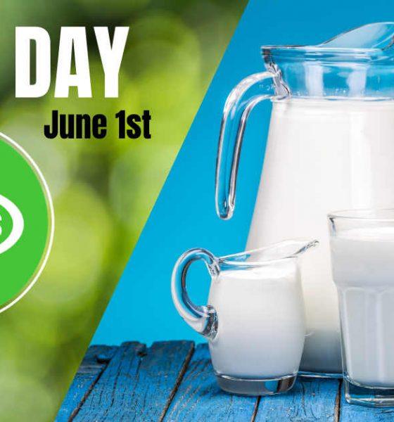 Milk Day Quotes