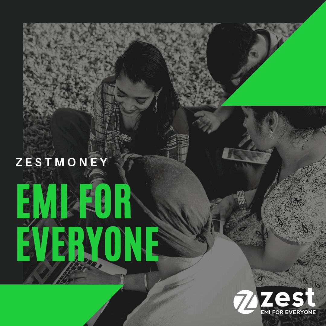 Zest Money EMI for Everyone