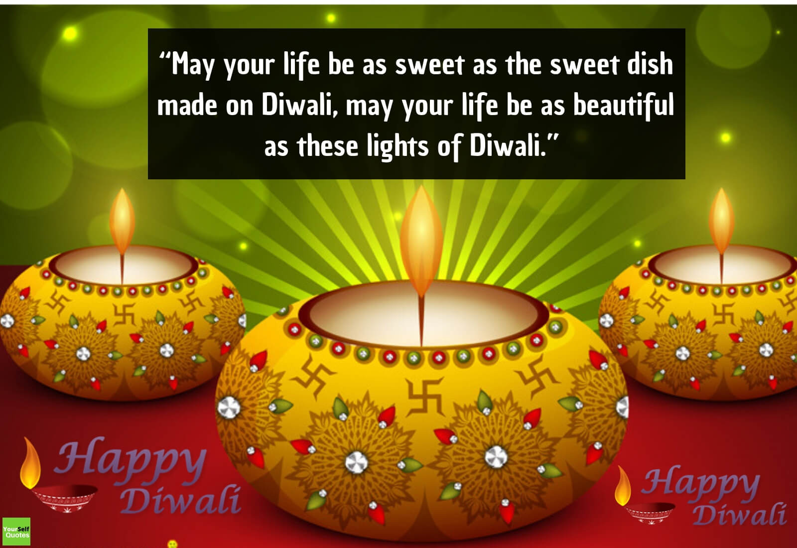 Beautiful Diwali Quotes