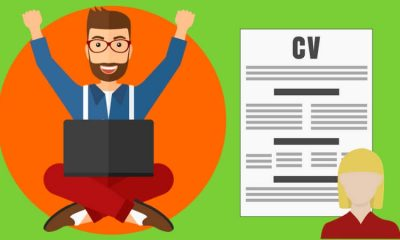 how to write a cv examples