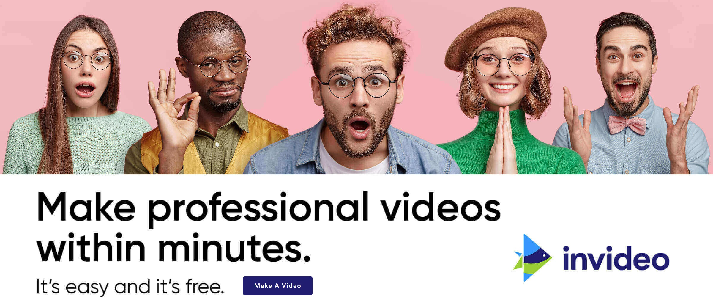 Create Professional Online Videos