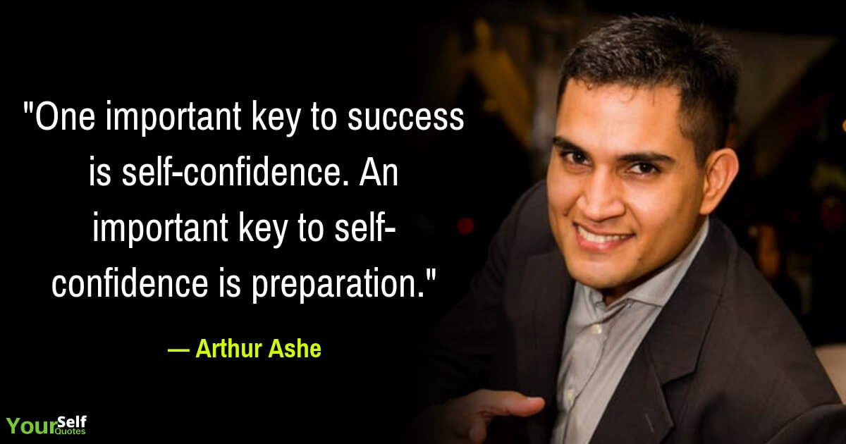 success self-confidence quotes