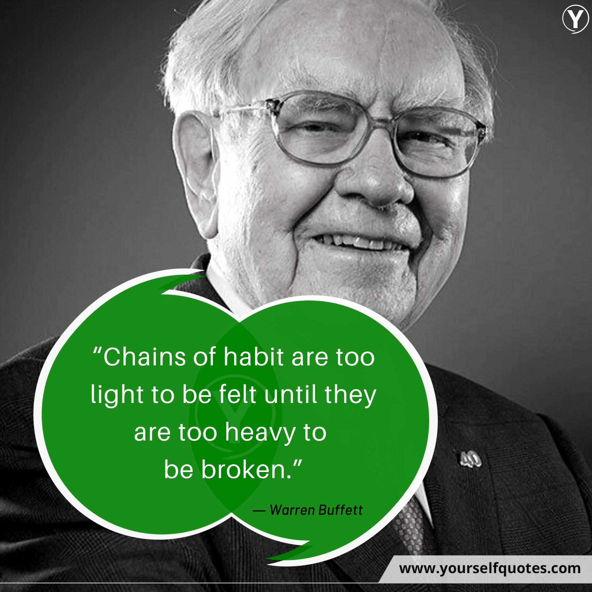 warren buffett quotes surround yourself